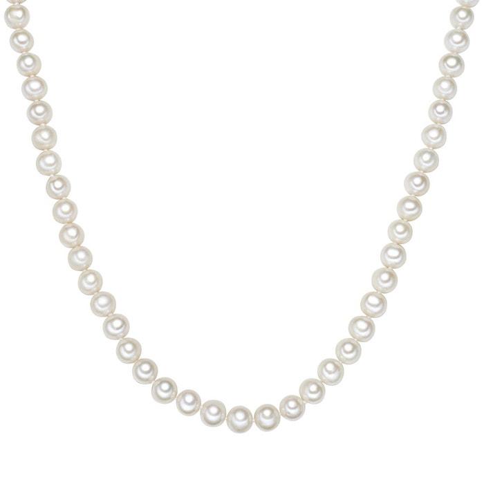 Collier de perle blanc vieux Valero Pearls | La Redoute Réduction De Sortie CypDcJwwMD