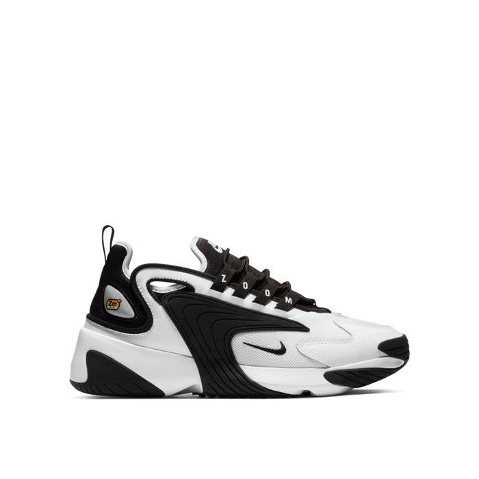 Zoom 2k trainers , black/white, Nike