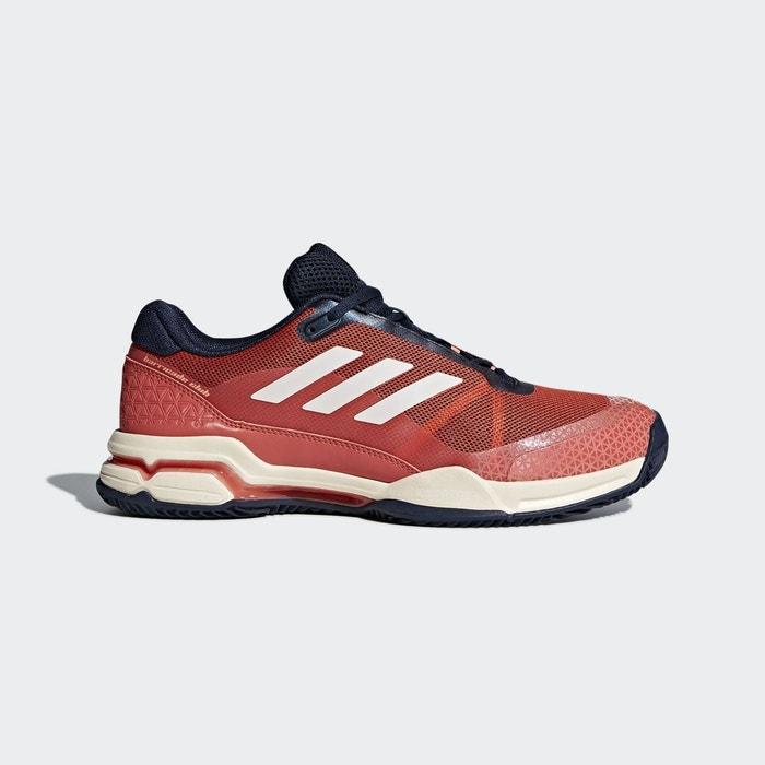 Chaussures Adidas De Club Joueur Rouge Barricade Clay Tennis rdrqfaxw04