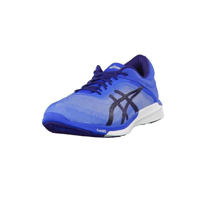 asics baskets chaussures sport running fuzex homme