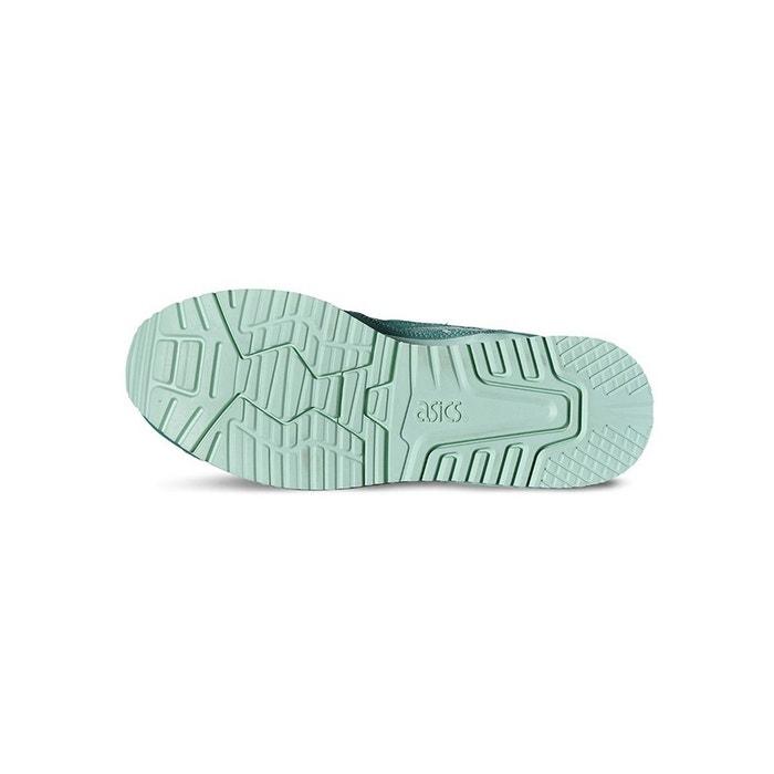Chaussures gel lyte iii bay/agate green h756l-8788 vert Asics
