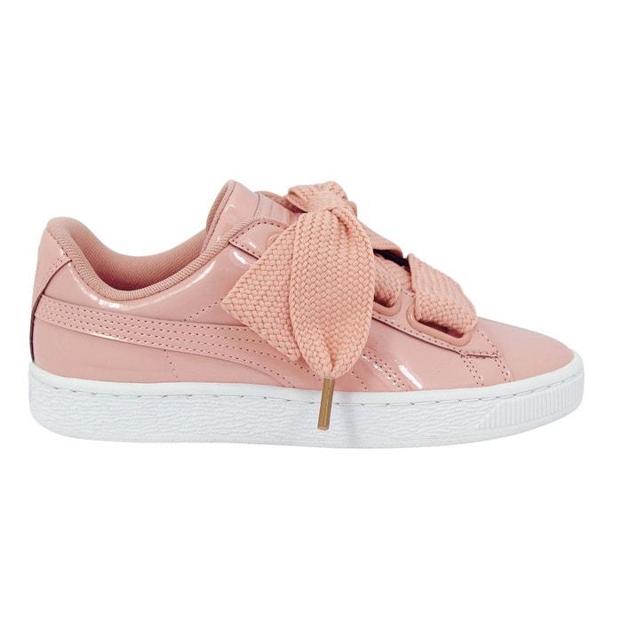 Redoute Patent Puma Chaussure Basket Femme La Pour Rxwrpz7q8 Heart qxZwtFwP0
