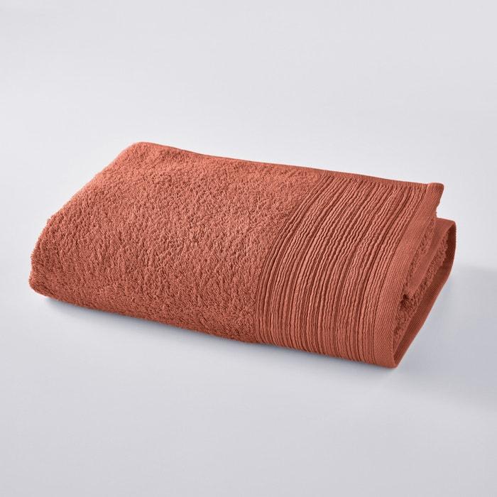 afbeelding Maxi badlaken in effen badstof van biokatoen SCENARIO