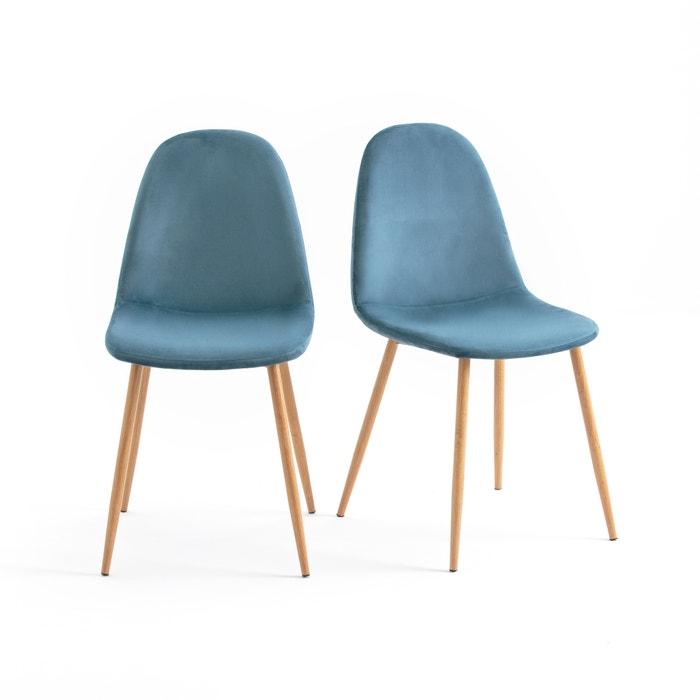 chaise lavergne lot de 2 la redoute interieurs la redoute. Black Bedroom Furniture Sets. Home Design Ideas