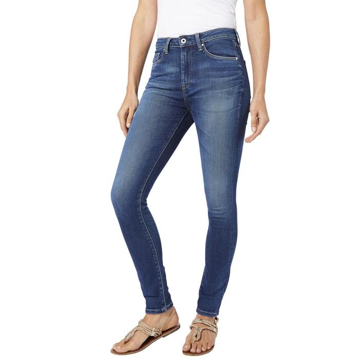 f8c2a97da4f Jean skinny taille haute REGENT PEPE JEANS image 0