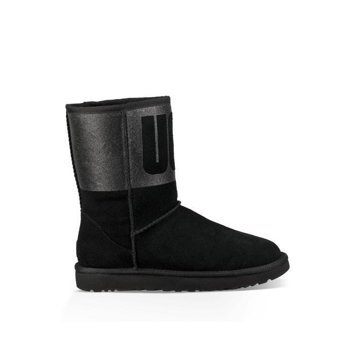 f8202fd5457 Classic short sparkle boots
