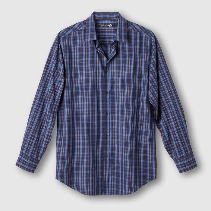 afbeelding Geruit hemd CASTALUNA FOR MEN