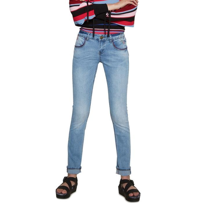 Slim-Fit-Jeans  DESIGUAL image 0