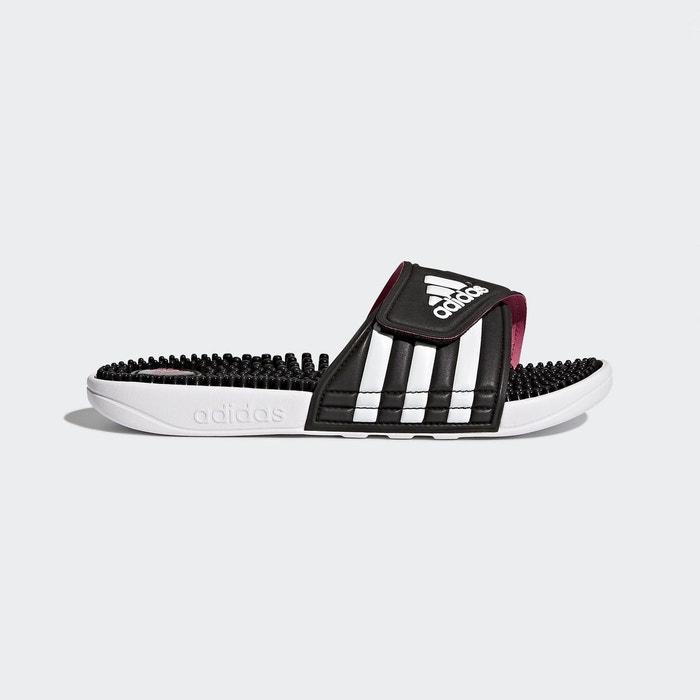 Sandale adissage noir adidas performance la redoute for Sandale adidas piscine