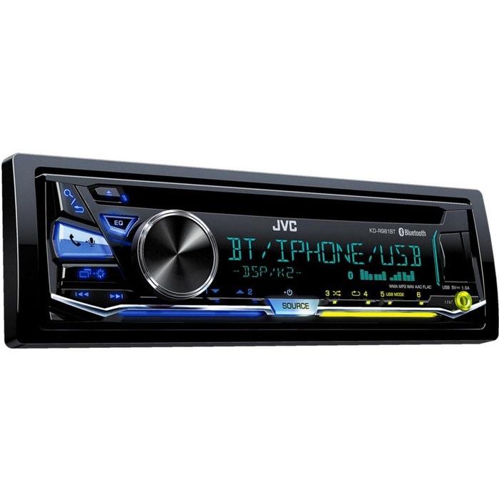 Autoradio CD JVC KD-R981 BT