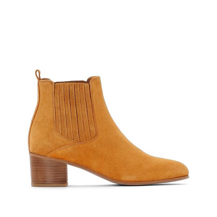 Debina Leather Ankle Boots  JONAK image 0