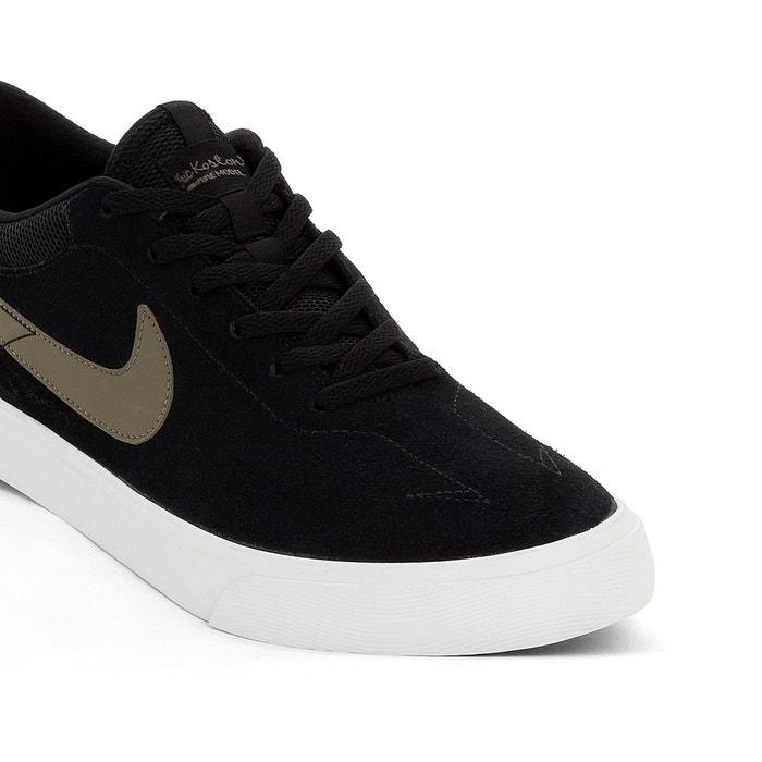 Baskets sb koston hypervulc noir vert Nike