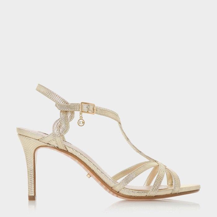 Sandales à brides et mi-talons - mystick Dune London