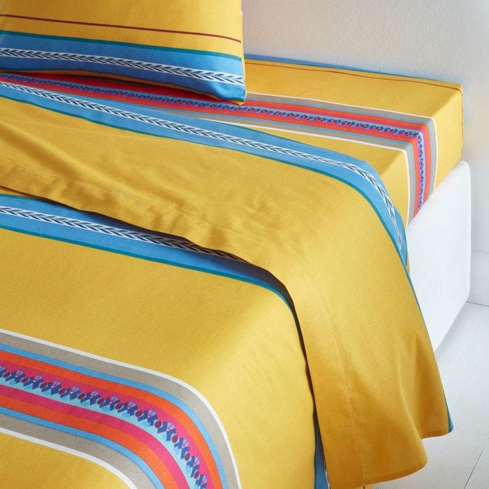 drap nazca la redoute interieurs la redoute. Black Bedroom Furniture Sets. Home Design Ideas
