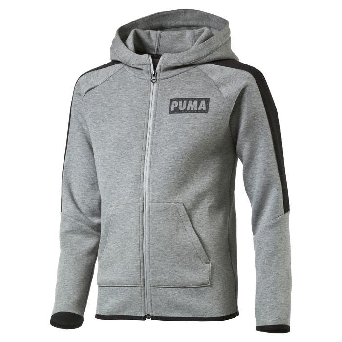 Image Sweat zippé à capuche 4-16 ans PUMA