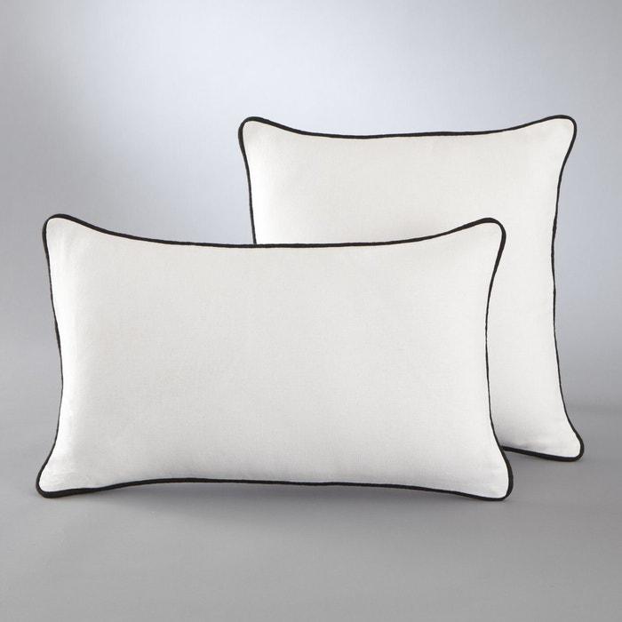 Image Federa per cuscino tinta unita, BRIDGY La Redoute Interieurs