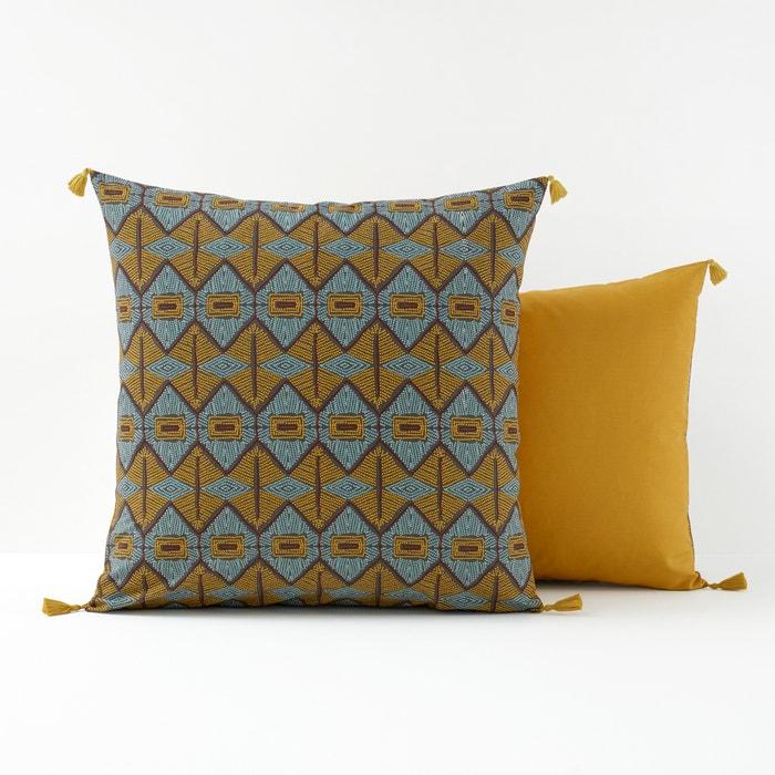 Image Kouban Printed Single Pillowcase La Redoute Interieurs