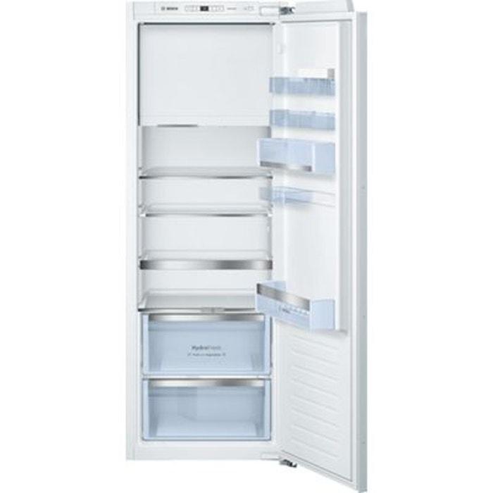 Bosch Réfrigérateur Porte Intégrable Premium Kilaf Intégré - Refrigerateur integrable 1 porte