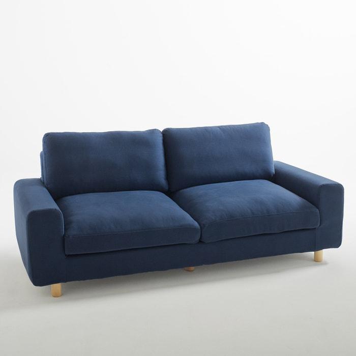 afbeelding 3- en 4-zit canapé, vast model, Sluito La Redoute Interieurs