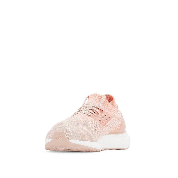 60e9cfd18c11e Zapatillas running ultraboost uncaged rosa pálido Adidas Performance ...