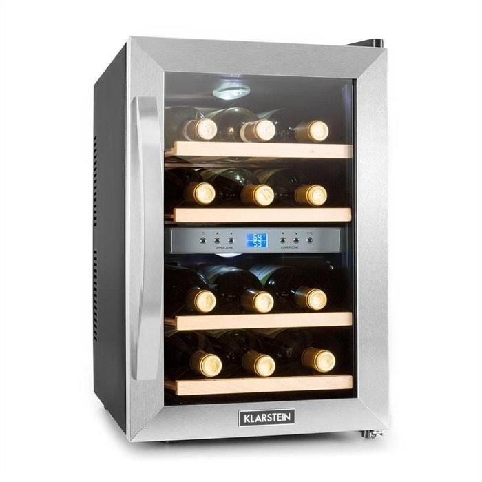 cave vin r frig r e 34l 12 bouteilles autre klarstein. Black Bedroom Furniture Sets. Home Design Ideas