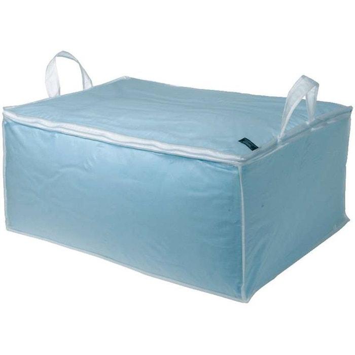 housse pour couette milky transparent compactor la redoute. Black Bedroom Furniture Sets. Home Design Ideas