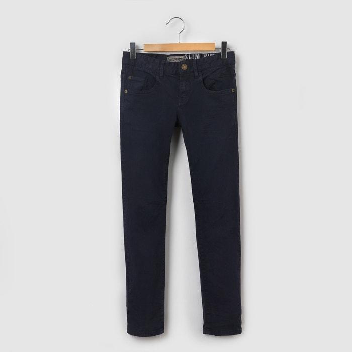 Image Pantalon Navy slim, 8 - 16 ans PETROL INDUSTRIES