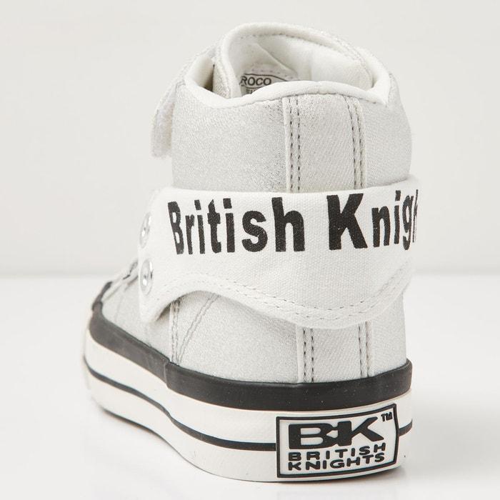 Roco filles baskets montante British Knights