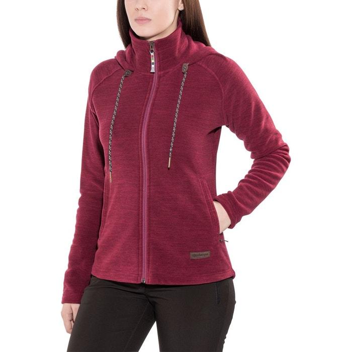 Sonam Veste Femme Rouge Rouge Sherpa La Redoute