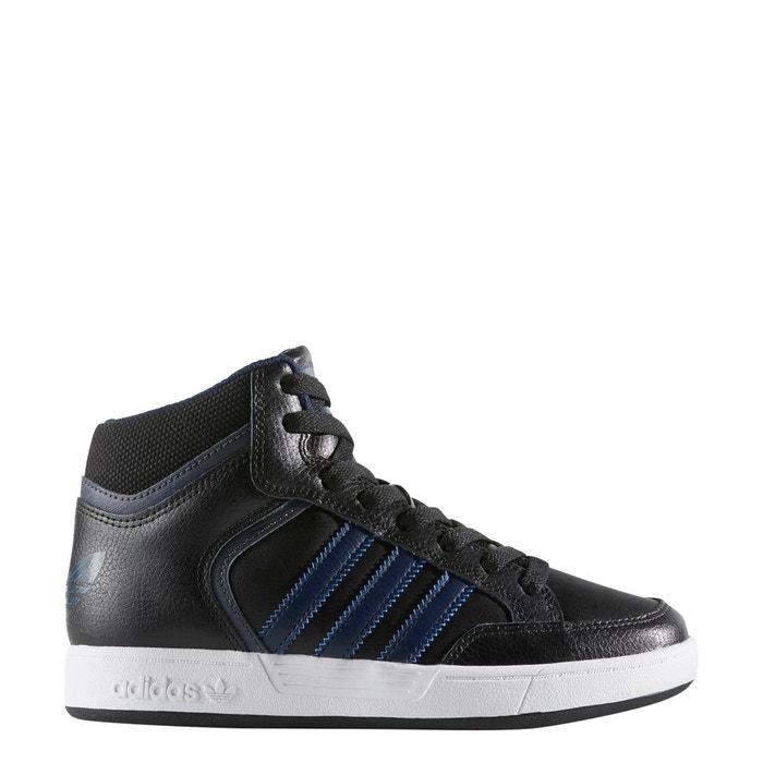 quality design 12a8c d4d0c Baskets montantes varial mid j noir bleu Adidas Originals   La Redoute
