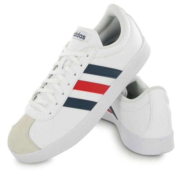 Vl court 2.0 blanc Adidas