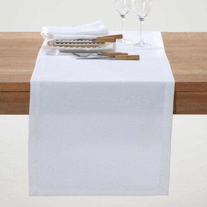 Other Image Serviette de table unie polyester (lot de 6) SCENARIO