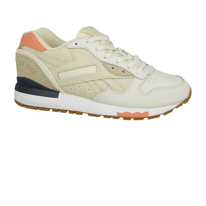 Chaussures lx 8500 shades chalk/white/pink w beige Reebok