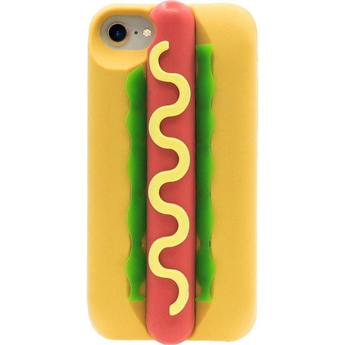 coque hot dog iphone 7