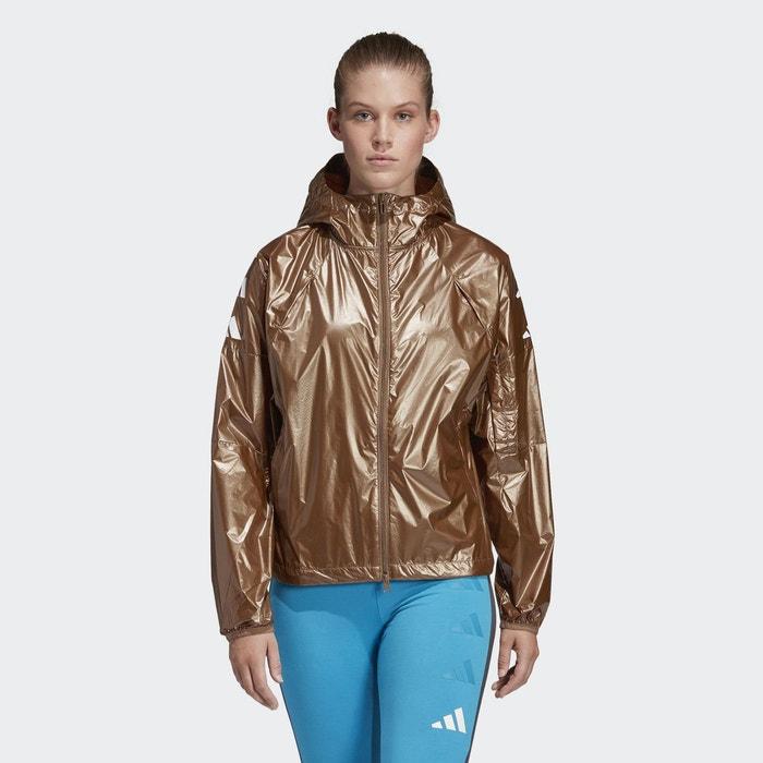 424274b999 Veste adidas athletics pack w.n.d. marron Adidas Performance | La Redoute