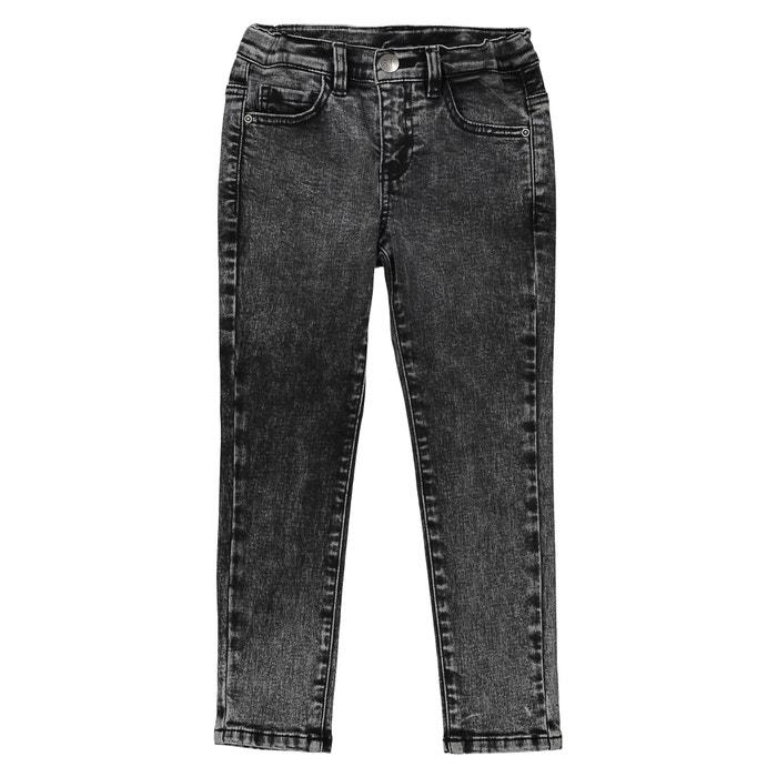 Image Jeans slim neve da 3 a 12 anni La Redoute Collections