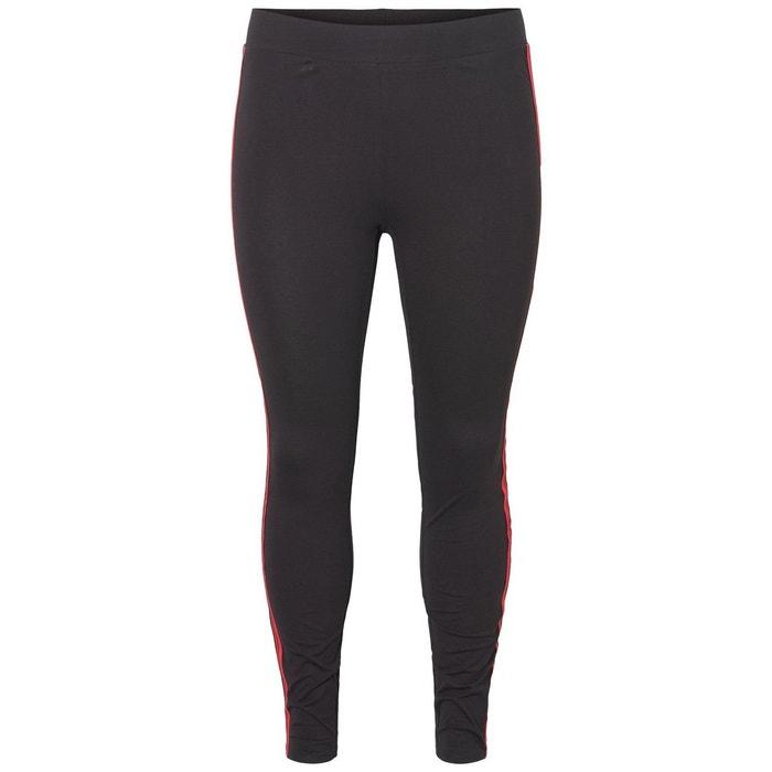 Leggings jersey noir black Junarose  c27001e0191
