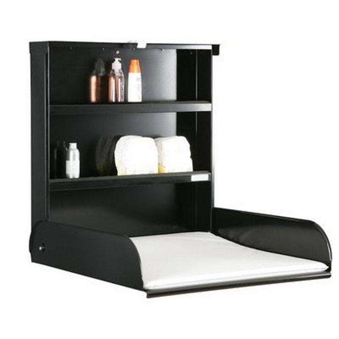 table langer murale fifi noire bybo design bybo design la redoute. Black Bedroom Furniture Sets. Home Design Ideas