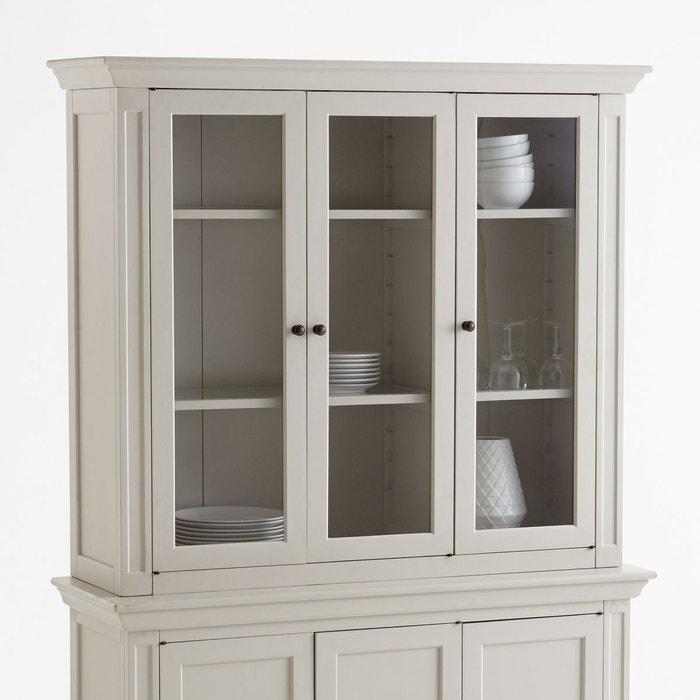 vaisselier 3 portes ad lia la redoute interieurs la redoute. Black Bedroom Furniture Sets. Home Design Ideas