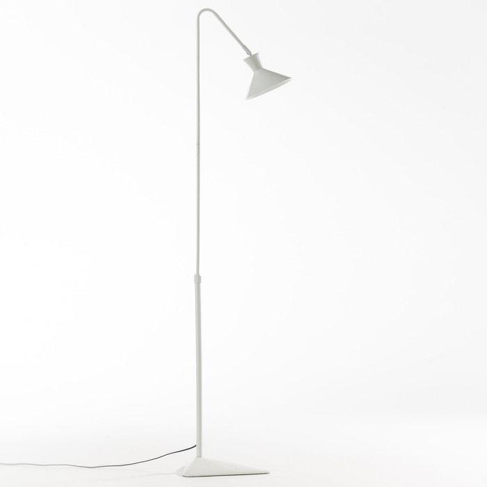 lampadaire liseuse voltige blanc am pm la redoute. Black Bedroom Furniture Sets. Home Design Ideas