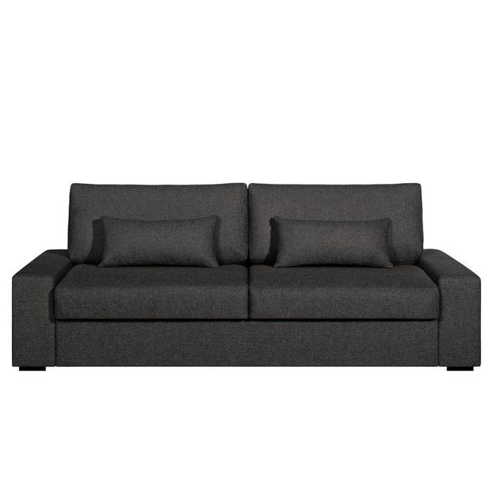 canap convertible neige gros grain am pm la redoute. Black Bedroom Furniture Sets. Home Design Ideas