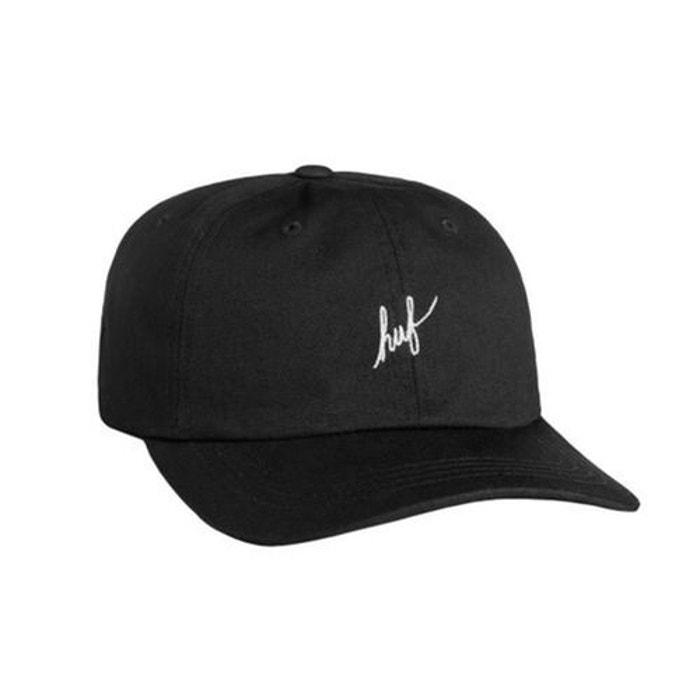 Acheter Pas Cher Pour Pas Cher Ebay Vente En Ligne Casquette incurvée huf script logo curve brim noir noir Huf | La Redoute znrbt0jHT3