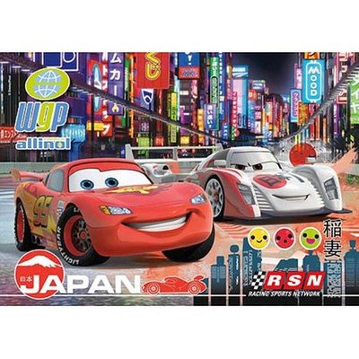 Cars 2 - Racing Rivals - Puzzle Maxi - CLE23623.7 CLEMENTONI