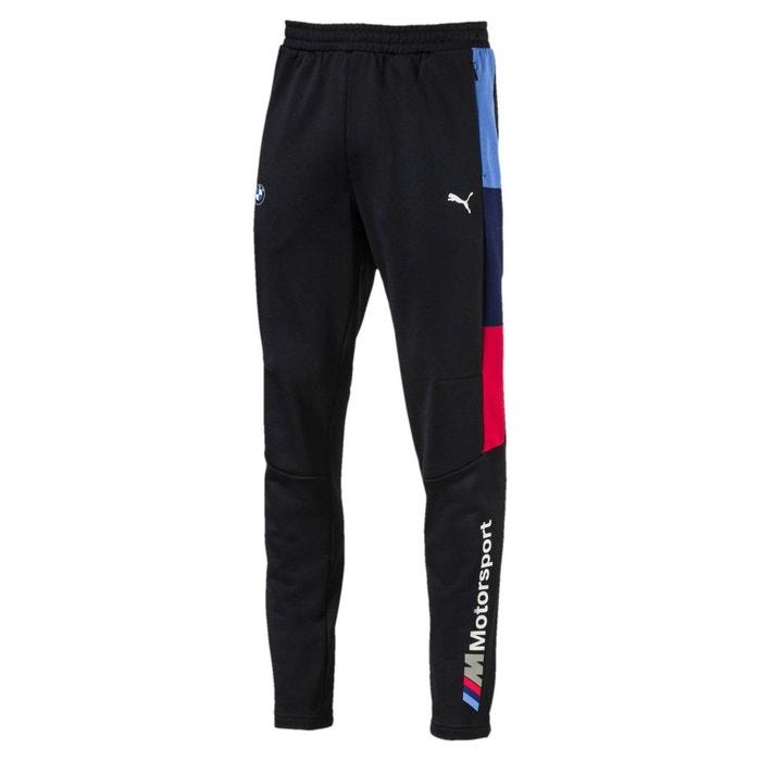 55b997949888a Pantalon bmw mms t7 track pants noir bleu rouge Puma