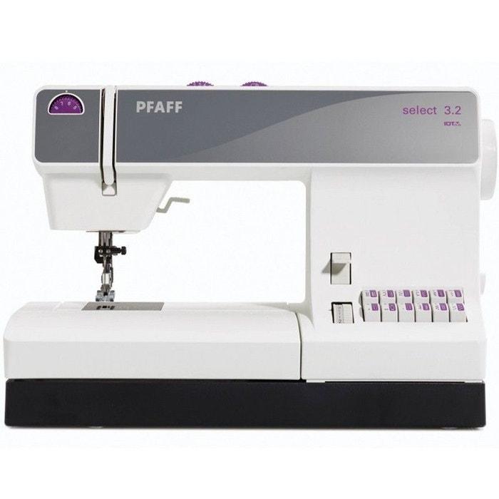Machine à coudre PFAFF Select Line 3.2 - Garantie 5 ans JUKI