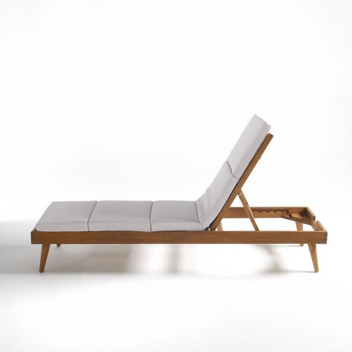 Chaise longue interieur longue nova chaise longue de for Chaise longue interieur