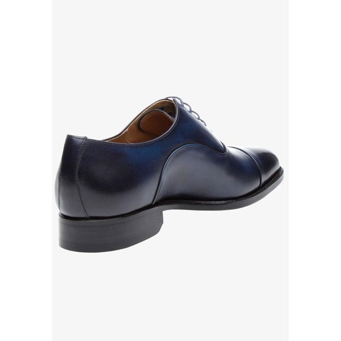 Richelieu captoe en bleu marine navy Shoepassion