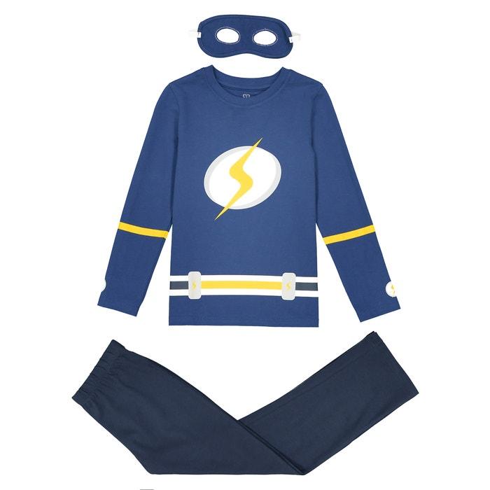 Super Hero Dress-Up Pyjamas, 2-12 Years  La Redoute Collections image 0