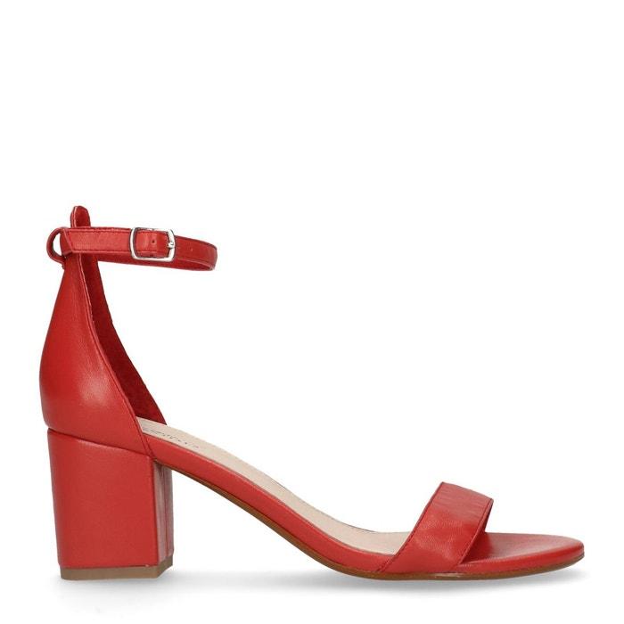 Sandales à talon Sacha