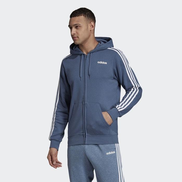 Détails sur Veste Adidas a capuche homme, garçon, 16 ans taille M